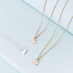 ef9c539fd96258 14K Gold Interlocking Circles Necklace. $395.00. GN541. Quick View